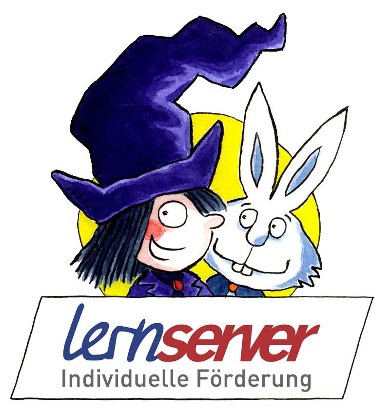 Logo des Lernservers Münster